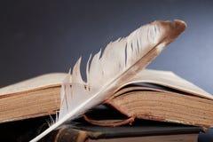 Het concept van de literatuur royalty-vrije stock afbeeldingen