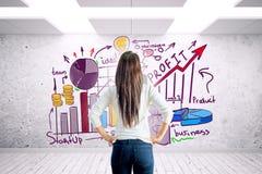 Het concept van de oplossing Stock Afbeelding