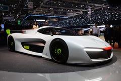 Het concept van de Pininfarinah2 Snelheid Stock Foto