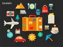 Het concept van de reis en van het toerisme Royalty-vrije Stock Foto