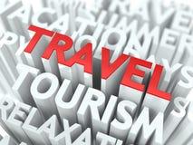 Het Concept van de reis. Stock Afbeelding