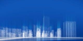 Het concept van de stad Royalty-vrije Stock Afbeelding