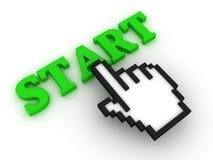 Het concept van de starter Royalty-vrije Stock Fotografie
