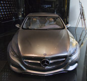 Het Concept van de Stijl van Mercedes F800 Stock Foto's