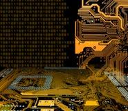 Het concept van de technologie Stock Afbeeldingen