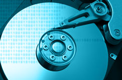 Het concept van de technologie Stock Afbeelding
