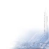 Het concept van de technologie Stock Fotografie