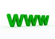 Het Concept van de Technologie van Internet Stock Afbeelding