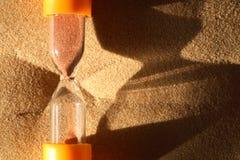 Het Concept van de tijd stock foto's