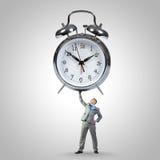 Het concept van de tijd Royalty-vrije Stock Afbeeldingen