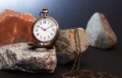Het concept van de tijd Stock Afbeeldingen