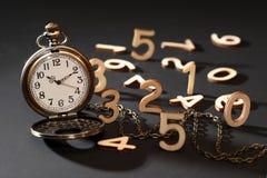 Het concept van de tijd Royalty-vrije Stock Afbeelding