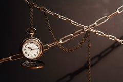 Het concept van de tijd Royalty-vrije Stock Foto