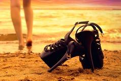 Het concept van de vakantie Stock Fotografie