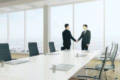 Het concept van de vergadering Royalty-vrije Stock Fotografie