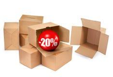 Het concept van de verkoop Stock Afbeelding