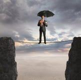 Het concept van de verzekering Stock Afbeeldingen