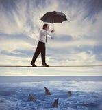 Het concept van de verzekering royalty-vrije stock foto's