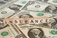 Het concept van de verzekering stock afbeelding