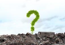 Het Concept van de vraag Royalty-vrije Stock Afbeeldingen