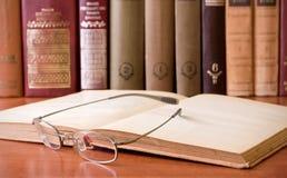 Het concept van de wijsheid en van de studie stock afbeelding