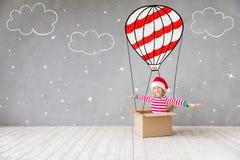 Het concept van de de wintervakantie van Kerstmiskerstmis stock afbeeldingen