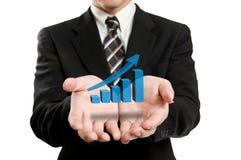 Het concept van de zakenman Royalty-vrije Stock Afbeelding