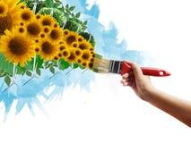Het concept van Eco Stock Afbeeldingen