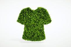 Het concept van ecologiekleren Stock Afbeelding