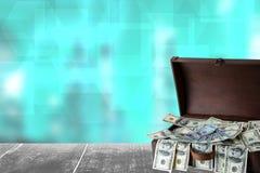 Het concept van financiën E Concept van stock afbeeldingen