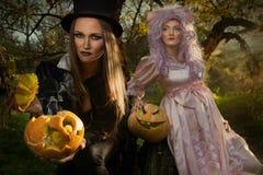 Het concept van Halloween stock afbeelding
