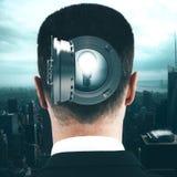 Het concept van het bankwezen Royalty-vrije Stock Foto