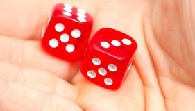 Het concept van het casino Royalty-vrije Stock Afbeeldingen