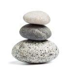 Het concept van het de stenensaldo van Zen royalty-vrije stock afbeeldingen