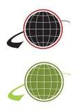 Het concept van het embleem - vector Royalty-vrije Stock Foto's