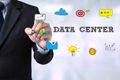Het Concept van het gegevenscentrum Stock Afbeeldingen
