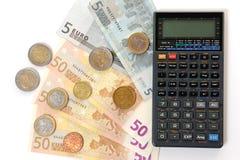 Het concept van het geld Stock Afbeeldingen