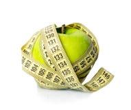 Het concept van het gewichtsverlies Stock Foto's