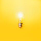 Het concept van het idee, vectorillustratie Stock Foto's