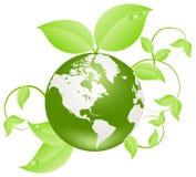 Het concept van het milieu Royalty-vrije Stock Foto's