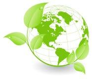 Het concept van het milieu Stock Afbeelding