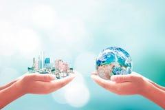 Het concept van het milieu Royalty-vrije Stock Afbeeldingen