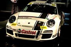 Het Concept van het Net van Porsche GT3 Royalty-vrije Stock Foto