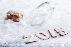 Het concept van het nieuwe jaar Royalty-vrije Stock Foto's