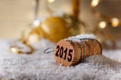Het concept van het nieuwe jaar Royalty-vrije Stock Foto
