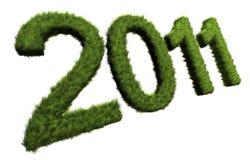 Het concept van het nieuwjaar royalty-vrije illustratie