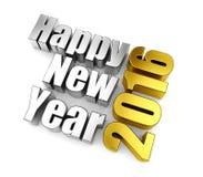 Het concept van het nieuwjaar Stock Fotografie