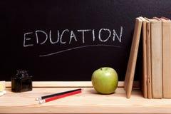 Het concept van het onderwijs Royalty-vrije Stock Fotografie
