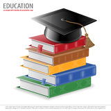 Het concept van het onderwijs Stock Fotografie