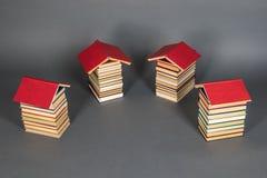Het concept van het onderwijs Boeken als basis voor perspectieven van developm royalty-vrije stock foto's